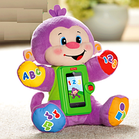 Fisher-Price Laugh and Learn Apptivity Monkey