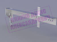 Траверса высоковольтная ТМ18 для ЛЭП, фото 1