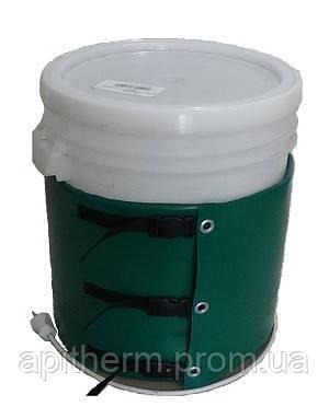Декристаллизатор мёда для ведра 30 л. Разогрев до + 40°С. Apitherm™