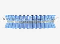 Декоративная бордюрная лента — 24192С Голубая Modecor - 10 м