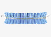 Декоративна бордюрна стрічка — 24192С Блакитна Modecor - 10 м