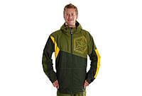Мужская горнолыжная куртка Sessions DECON COLORBLOCK JACKET, размер L