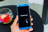 Samsung Galaxy S7 Edge получит цвет Blue Coral