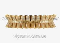 Декоративна бордюрна стрічка — 24192I Золота Modecor -10 м
