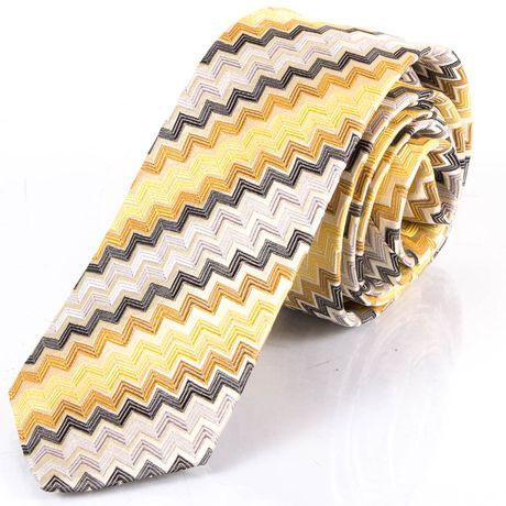Чоловіча краватка з шовку Schonau & Houcken