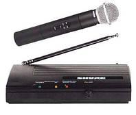 Микрофон Shure SH200 SM-58 , радио микрофон, аудиотехника, портативная акустика