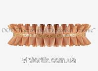 Декоративна бордюрна стрічка — 24192Q Помаранчева Modecor -10 м