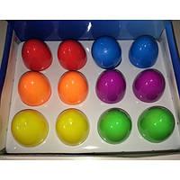 Пластилин NP301 жвачка для рук яйца цветные уп12