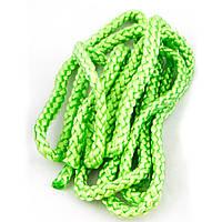 Скакалка гимнастическая зеленая,салатоваяТайвань