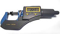 Микрометр цифровой МКЦ(2)-25