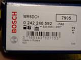 Свечи зажигания BOSCH, WR6DC+, +12, 0.8, Super +, 0242240592, 0 242 240 592, , фото 2