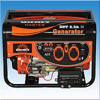 Генератор бензиновый Vitals Master EST 2.5b(2,8 кВт)