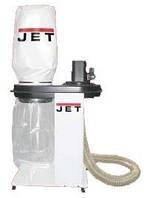 Вытяжная установка (пылесос/стружкосос) JET DC-1300