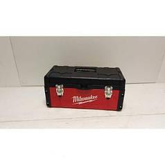 """Milwaukee  4933416535 Ящик інструментальний червоний 19"""" (48х22х22 см)"""