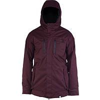 Мужская горнолыжная куртка Ride Laurelhurts Jacket - Men's (бордовая), размер L, фото 1