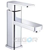 Cмеситель Zegor Z15-LEB1-A123 для умывальника однорычажный ванный кран