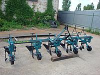 Культиватор пропашной универсальный КПУ-5-70 с бритвами (ширина 2,4 м.)