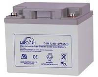 Аккумулятор 12В 45Ач DJM1245 Leoch