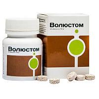 Волюстом для очищения организма, поддержания веса и сохранения здоровья желудочно-кишечного тракта 60 капсул