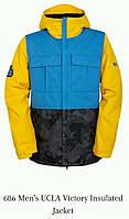 Мужская сноубордическая куртка UCLA Mens 686 Snowboard Jacket размер XL, XXL