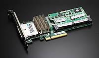 Контроллер HP Smart Array P421/4GB FBWC 6Gb 2-ports Ext SAS