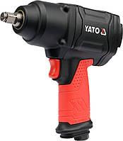 Гайковерт пневматический YATO 1/2 YT-09540 ударный 1150 Nm
