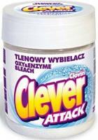 Отбеливатель Clever Attack(для белого), 750г