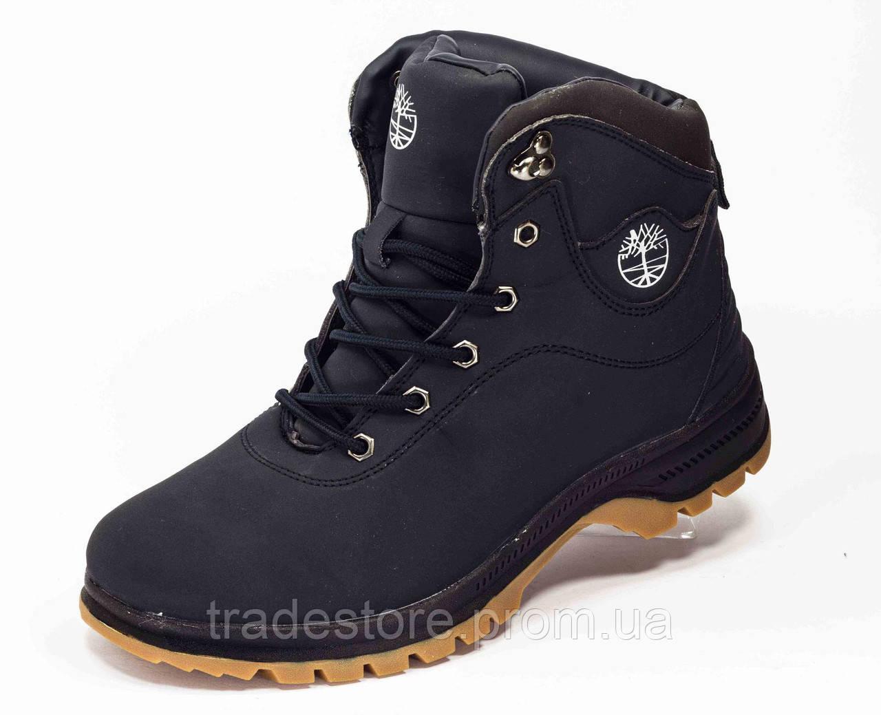 Женские зимние ботинки в Стиле Timberland
