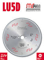 Дисковые пилы для порезки ПВХ и Алюминия FREUD LU5D 2400 400x4.0x32 z 120
