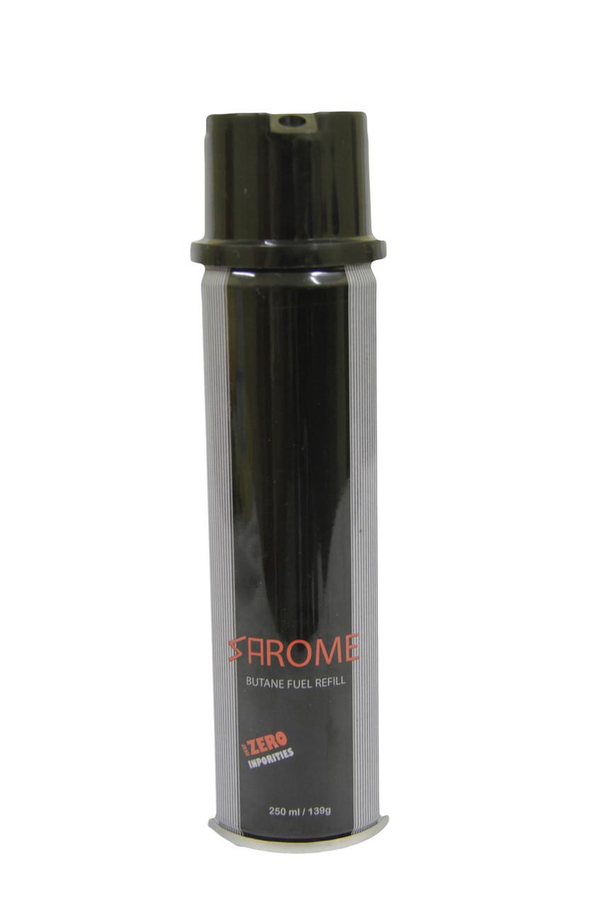 Газ для заправки зажигалок SAROME 250 мл