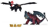 Битва Беззубика и Красной Смерти, Как приручить дракона, Spin Master  SM66608 (SM66608)