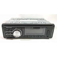 Магнитола Pioneer USB 2031: SD/MMC/USB, FM радио, 4х50 Вт, пульт ДУ, часы, 1 DIN полушахта