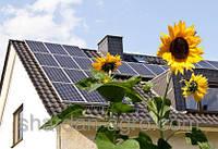 5 кВт солнечные батареи для дома  ( солнечная электростанция  с установкой  и монтажом )