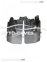 Брызговики оригинальные VolksWagen Crafter на 1-о катковый, задние- 2 шт, Begel