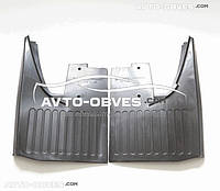 Брызговики оригинальные VolksWagen LT 2-х катковый, задние 2 шт, Begel
