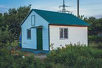 Дачный дом, быстрое строительство домов, заказать дачный дом