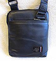 Мужская сумка через плечо барсетка Планшет 27х23см