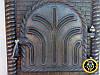 Печная дверца Бастион, чугунные дверки для печи и барбекю, фото 3