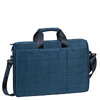 "Сумка для ноутбука rivacase 8335 blue 15.6"""