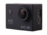 Экшн камера sjcam sj4000 черный для экстремальных видов спорта