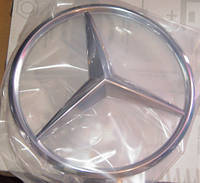 Эмблема в решетку радиатора Mercedes-Benz ML-Class W166 X166 X204 W212