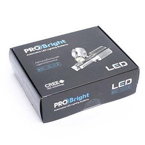 Дневные ходовые огни ProBright DRL-01 в штатные секции фар габоритов под цоколь Т10 (W5W), фото 2
