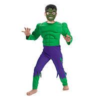 Маскарадный костюм Халк объемный  MKD-4653