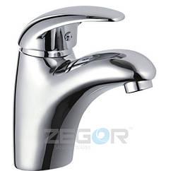 Cмеситель Zegor BEA-A112 для умывальника однорычажный ванный кран