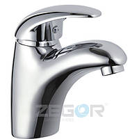 Cмеситель Zegor Z13-BEA для умывальника однорычажный ванный кран