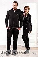 Костюм мужской и женский Dolce & Gabbana черный