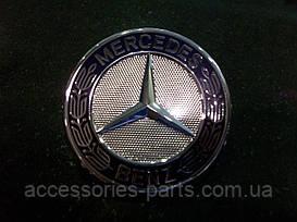 Оригинал Эмблема Заглушка Значка Капота  Mercedes-Benz ML W164 /X164 /W166 /X166