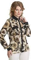 Блузка шифоновая женская Golden Valley-2002 белорусский трикотаж