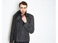 Мужское кашемировое пальто  (46,48,50,52,54,56)