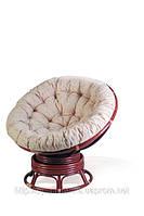 Кресло-качалка ПАПАСАН на пружине крутящееся